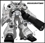 Reanimation by Secret-Master