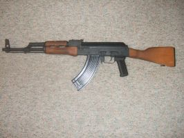 Century WASR-10 AK Rifle Pic 3 by stopsigndrawer81