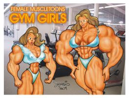 Gym by MUS1969