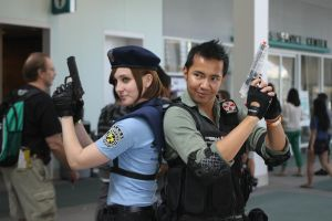 Cosplay: Jill Valentine by AngelicCosplay