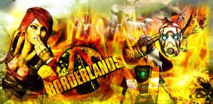 lilith borderlands wallpaper by Cl4yM4t1oN