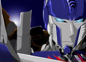 Optimus_ROTF by prajzis