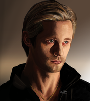 Eric Northman - True Blood by MarkAndrewNeilson