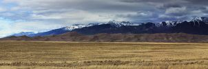 Great Sand Dunes National Park and Preserve by Czertice