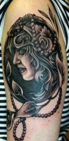 Cameo portrait by Phedre1985