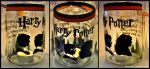 Harry Potter Candle Holder by Bonniemarie