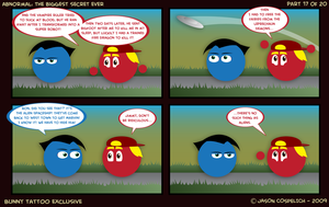 SC - Abnormal (BSE) 17 by simpleCOMICS