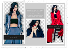 Pack Png 69 - Marina Diamandis by SensePngs