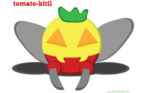 Tomato-Bitil Vector by greenafire