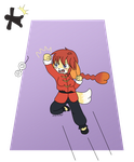 Super Puppy Punched by Usa-Ritsu