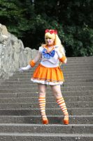 Sailor Venus OC by BellaHime
