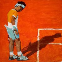 Rafael Nadal by GuillermoMuller
