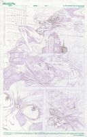 Batgirl Dream Sequence Page 3 by RobertDanielRyan