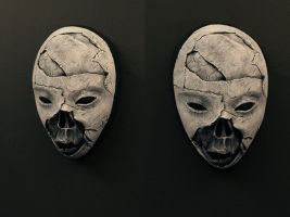 mask - SKULLFACE by torvenius