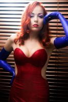 Jessica Rabbit. by SrtaRoxanne