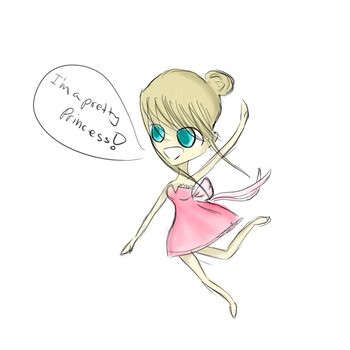 Crappeh Cerise Doodle by xMindlessDreamer