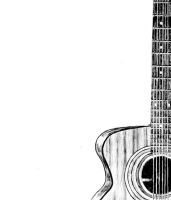 Guitar by subverse