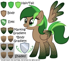 Skuld Reference by Scourge707