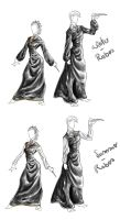 Hogwarts Uniform Design 2 by JillAndersen