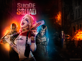 Suicide Squad by monagory