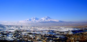 Mount Hasan II by LimpidD