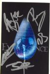 Signed Evanescence picture by InkF301