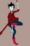 Marshall Lee by xsweet-rainex