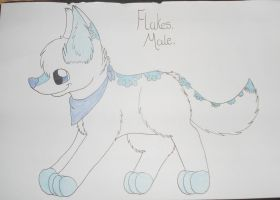 Flakes ref by Lockian