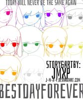 Best Day Forever Cover by J-M-X-P