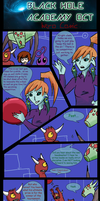 Black Hole OCT Intro comic by wolf-dominion