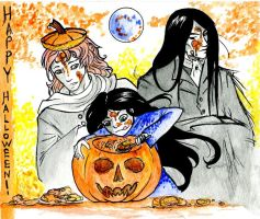 Halloween 2011 by PhantomSeptember