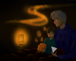 Rotg: Sleep peacefully by LunaticYume