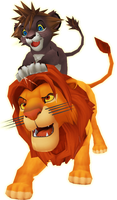 The Lion King by MMDFakewings18