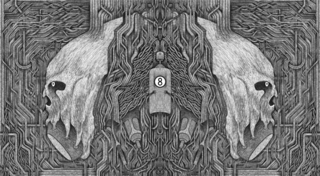 Magnetic Discharge by WitchGhost