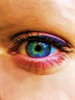 The Colors Of Your Eye by 1smrad