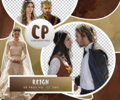 Png Pack 345 // Reign by confidentpngs