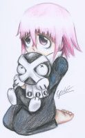 Kawaii Crona by DeadGotashi