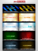 SNE: Titlecards by clindhartsen