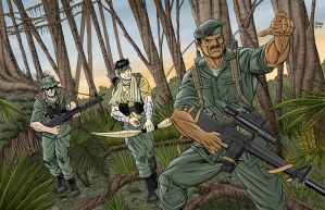 GI Joe LRRP by JohnJett