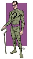 Riddler by craigcermak