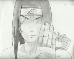 Neji Hyuuga by jo-1544