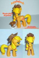 Show Accurate Applejack by Kari-Morano