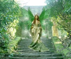 The Fairy Queen by angelusmusicus