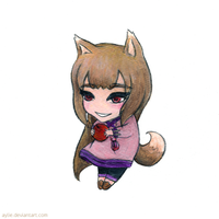 Mini-Holo by aylie