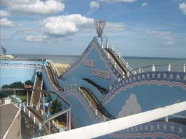 Roller Coaster Great Yarmouth by Ste193