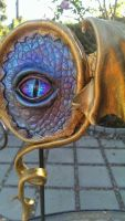 Dragon Eye Plaque by NomadStudioDesigns
