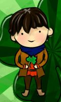 Happy St Patrick's day! by Larfor