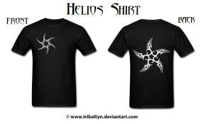 Tribal Shirt: Helios by tribaltyn