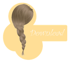[MMD] BRAID HAIR [+DL] by Sims3Ripper