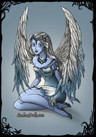 Ice the Fairy by PiccoloFreakNamick